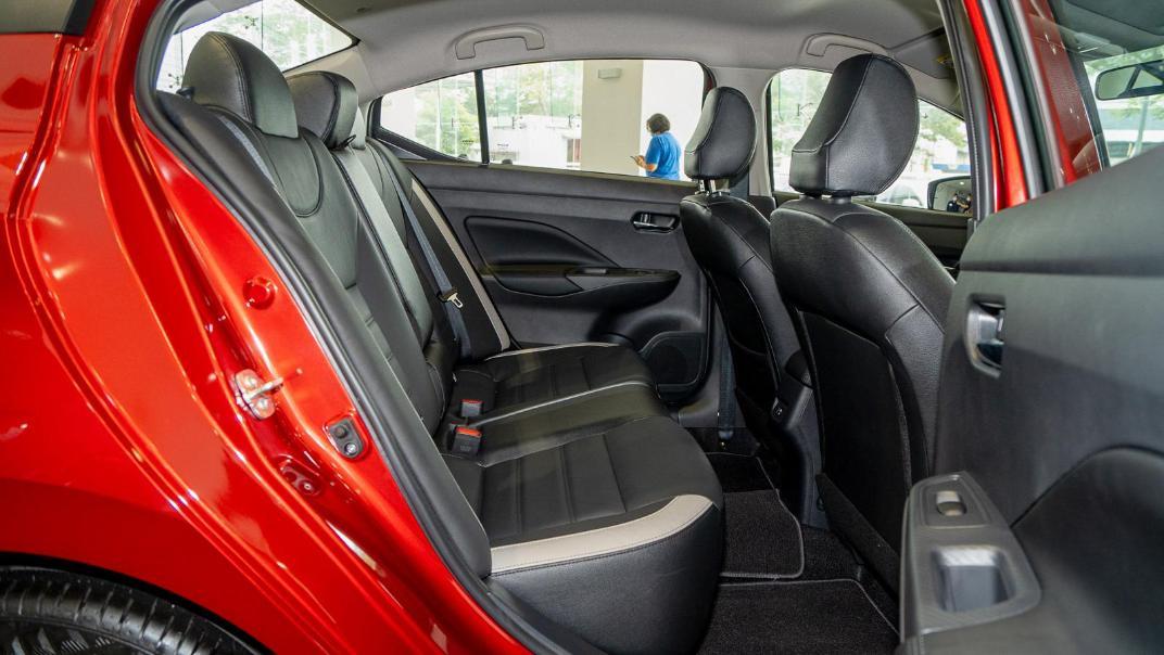 2020 Nissan Almera 1.0L VLT Interior 077