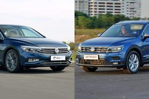 VW Passat Elegance and Tiguan Allspace, should you consider them over Japanese rivals?