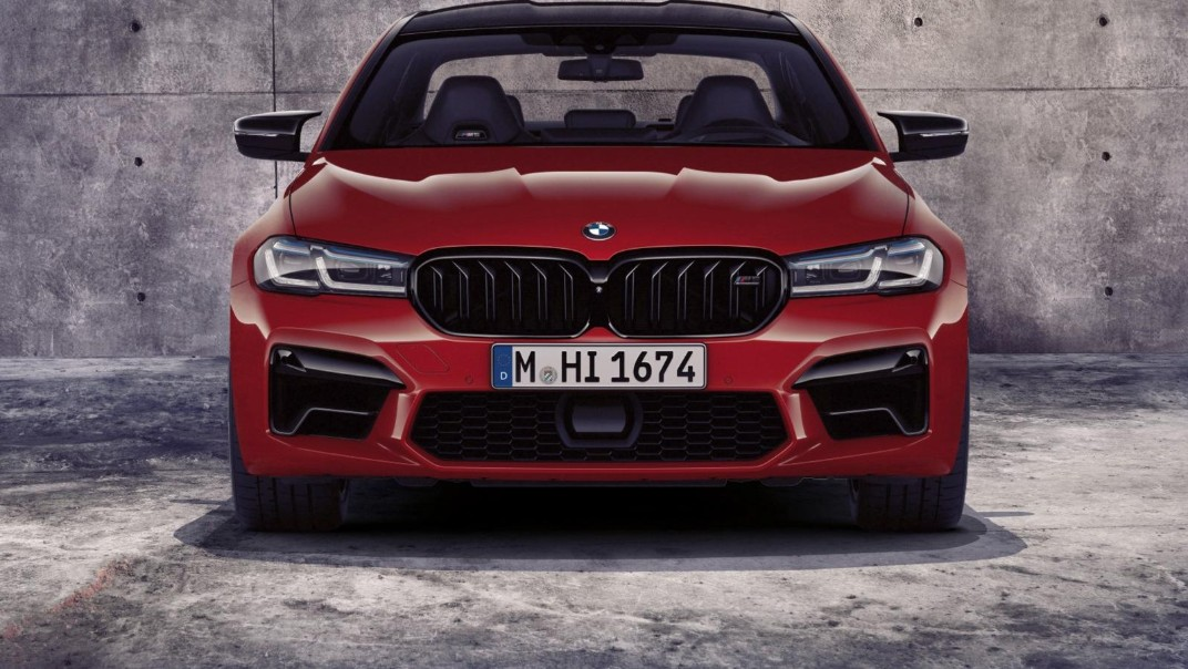 2020 BMW M5 Exterior 028