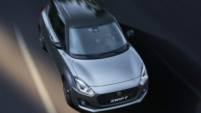 Suzuki Swift (2018) Exterior 009