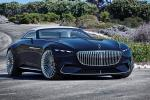 Michael Keaton is back as Batman with the Vision Mercedes-Maybach 6