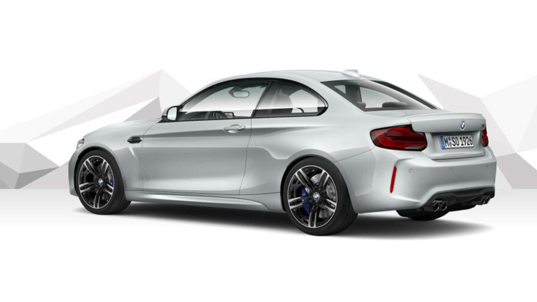 2019 BMW M2 Competition DCT Exterior 010