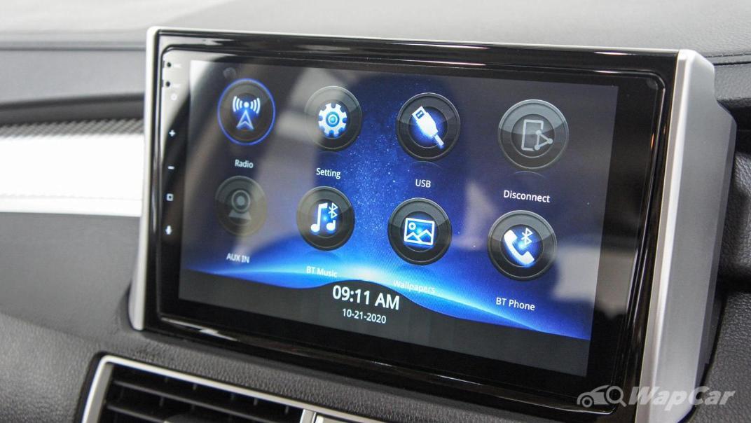 2020 Mitsubishi Xpander 1.5 L Interior 013