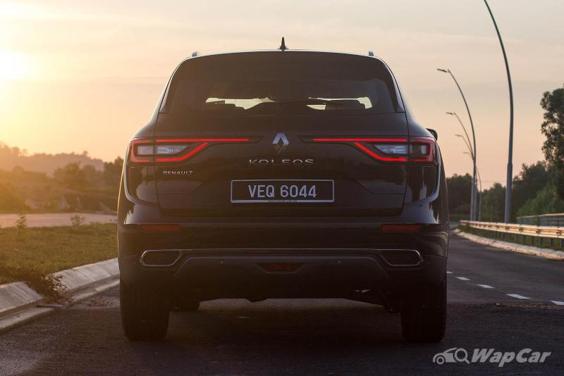 In Brief: Renault Koleos Signature – Is it worth RM180K? 02