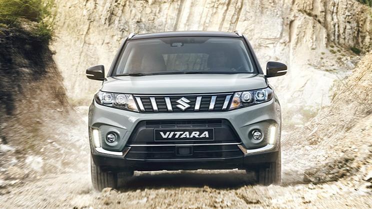 Suzuki Vitara (2018) Exterior 008
