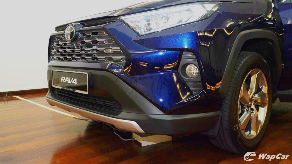 2020 Toyota RAV4 2.5L Exterior 098