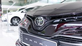 2019 Toyota Camry 2.5V Exterior 007