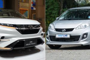 Could the next-gen DNGA-based Perodua Alza debut in 2021?