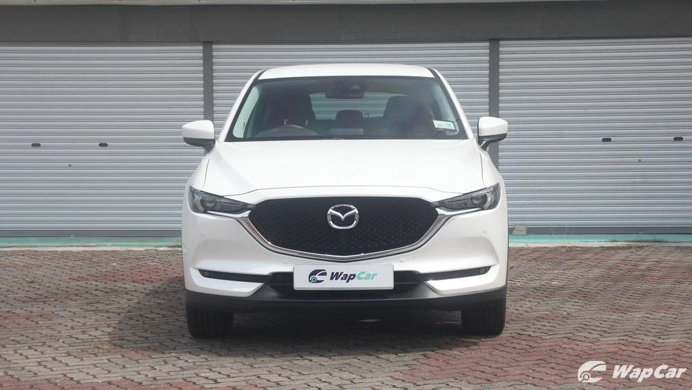 2019 Mazda CX-5 2.5L TURBO Exterior 038