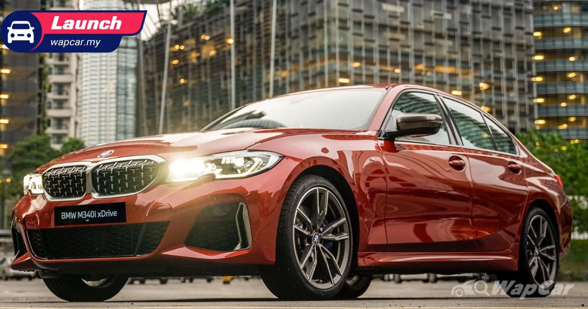 2020 Bmw M340i Xdrive Launched In Malaysia 387 Ps 500 Nm Ckd From Rm 402k Wapcar