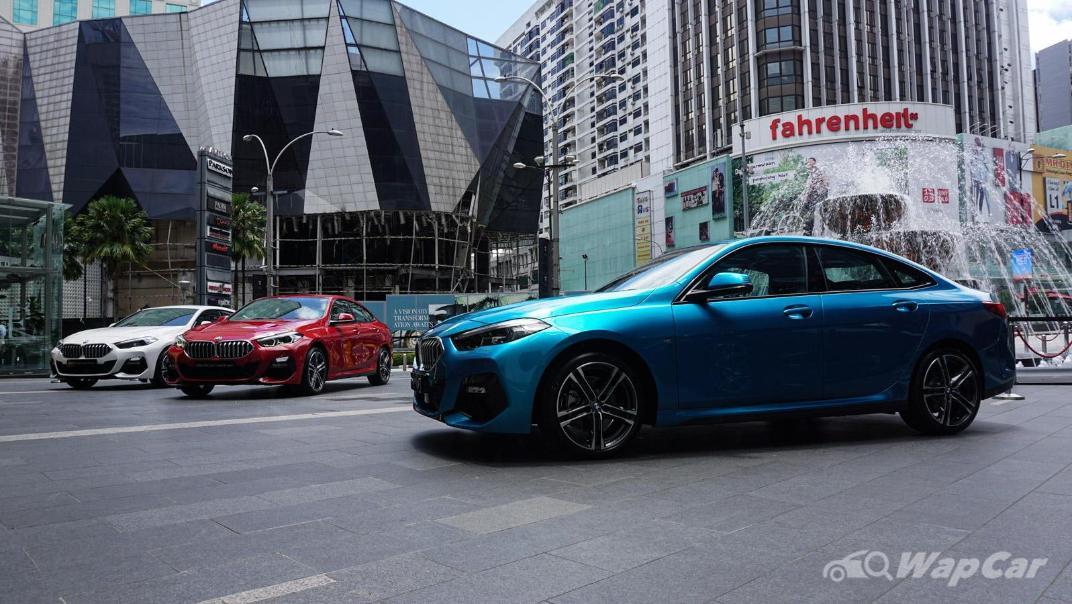 2020 BMW 2 Series 218i Gran Coupe Exterior 094