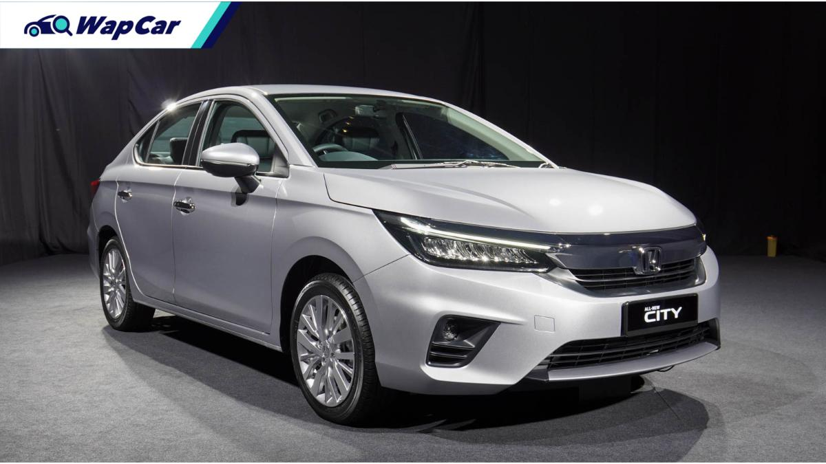 11,100 bookings received for the all-new 2020 Honda City 01