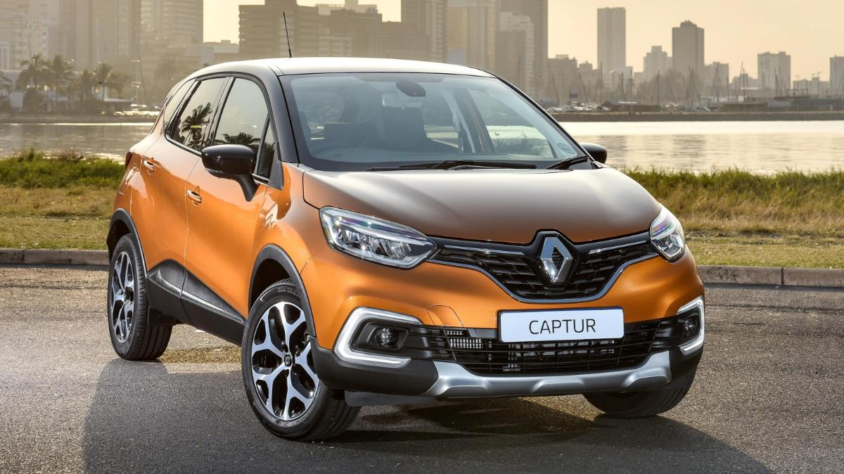 Renault Subscription Trial plan