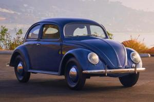 VW e-Beetle trademarked, iconic model to return as an EV?
