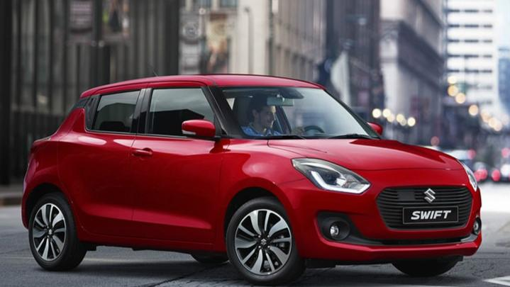 Suzuki Swift (2018) Exterior 003