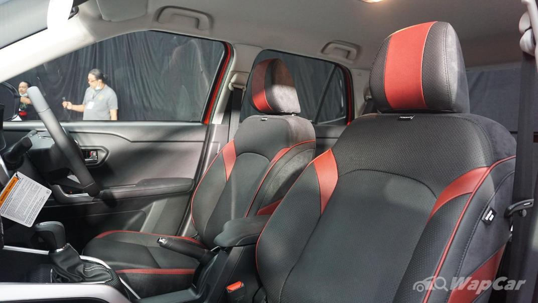 2021 Perodua Ativa 1.0L Turbo AV Interior 038