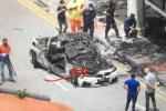 5 new facts about the BMW M4 crash in Singapore