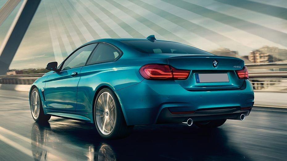 BMW 4 Series Coupe (2019) Exterior 005