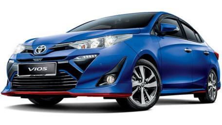 2019 Toyota Vios 1.5J Price, Reviews,Specs,Gallery In Malaysia | Wapcar