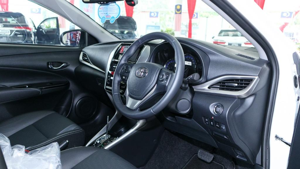 2019 Toyota Vios 1.5G Interior 002