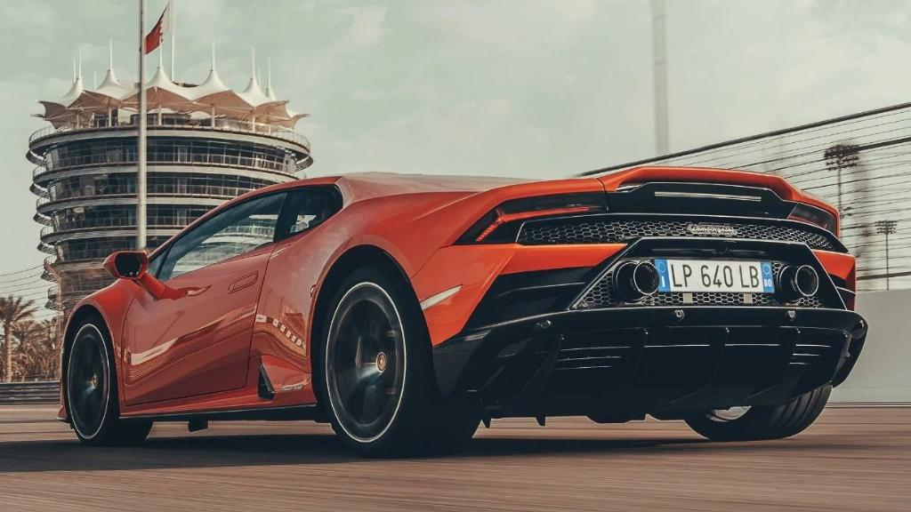 Lamborghini Huracán (2019) Exterior 008