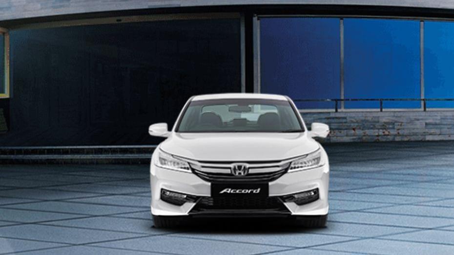 Honda Accord (2018) Exterior 003