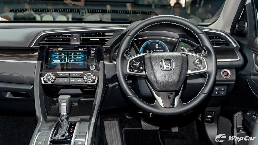 2020 Honda Civic 1.5 TC Premium Interior 072