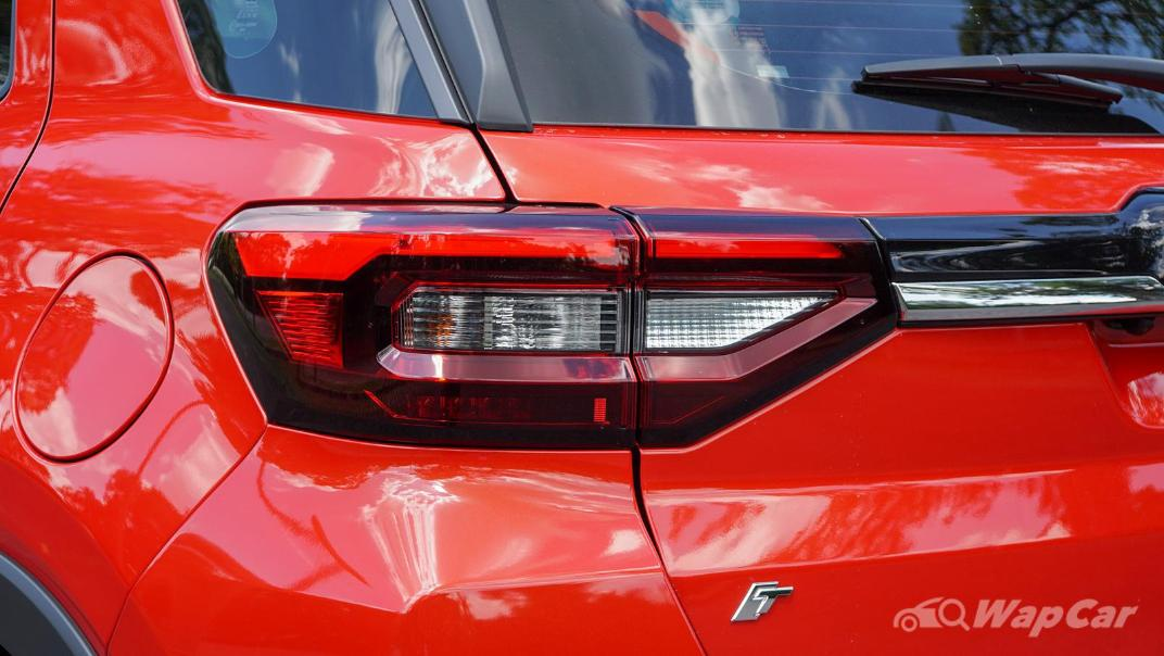 2021 Perodua Ativa 1.0L Turbo AV Special Metallic Exterior 017
