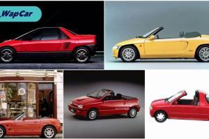 Kenali kereta sport 'kawaii' Kei dari tahun 90-an
