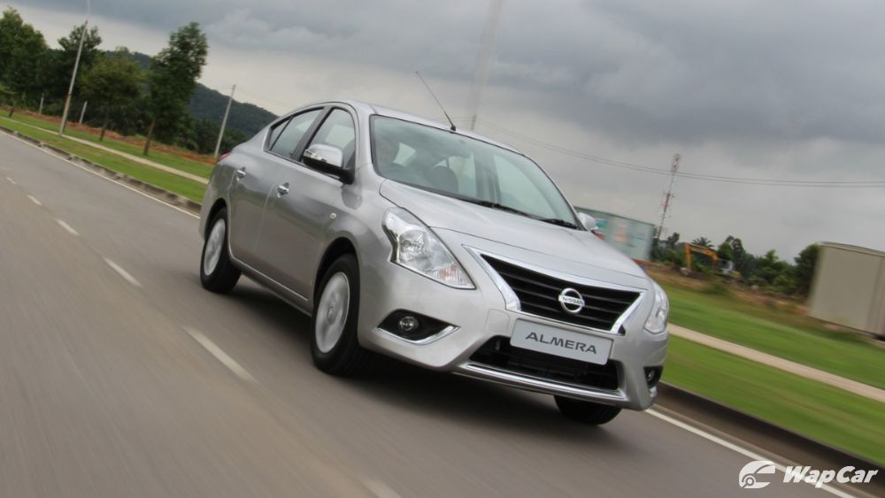 Why the current-generation Nissan Almera still makes sense for some 02