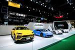 Live Photos: 2020 Lamborghini Aventador SVJ Roadster, Huracan Evo, and Urus showcased in Bangkok