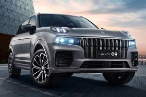 Pre-sale for Volvo XC90's twin, Lynk & Co 09, starts; Official launch on 20 Oct