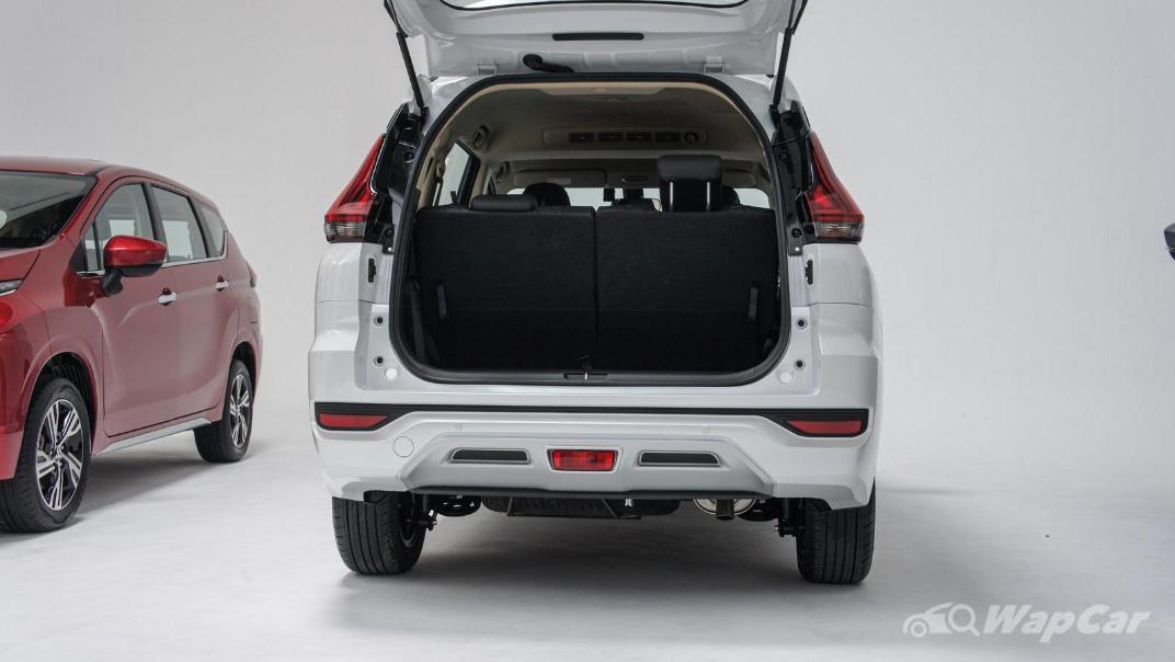 2020 Mitsubishi Xpander 1.5 L Interior 056
