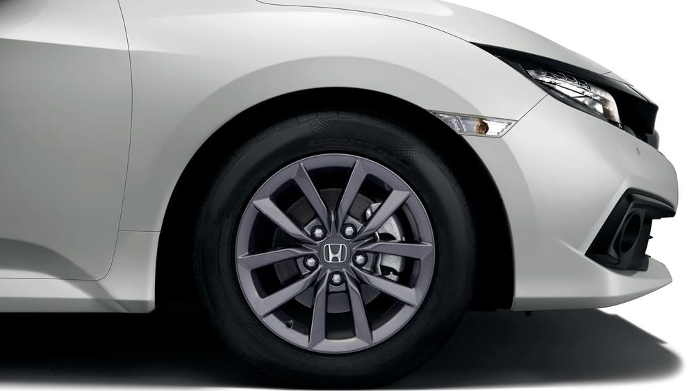 2020 Honda Civic Exterior 008