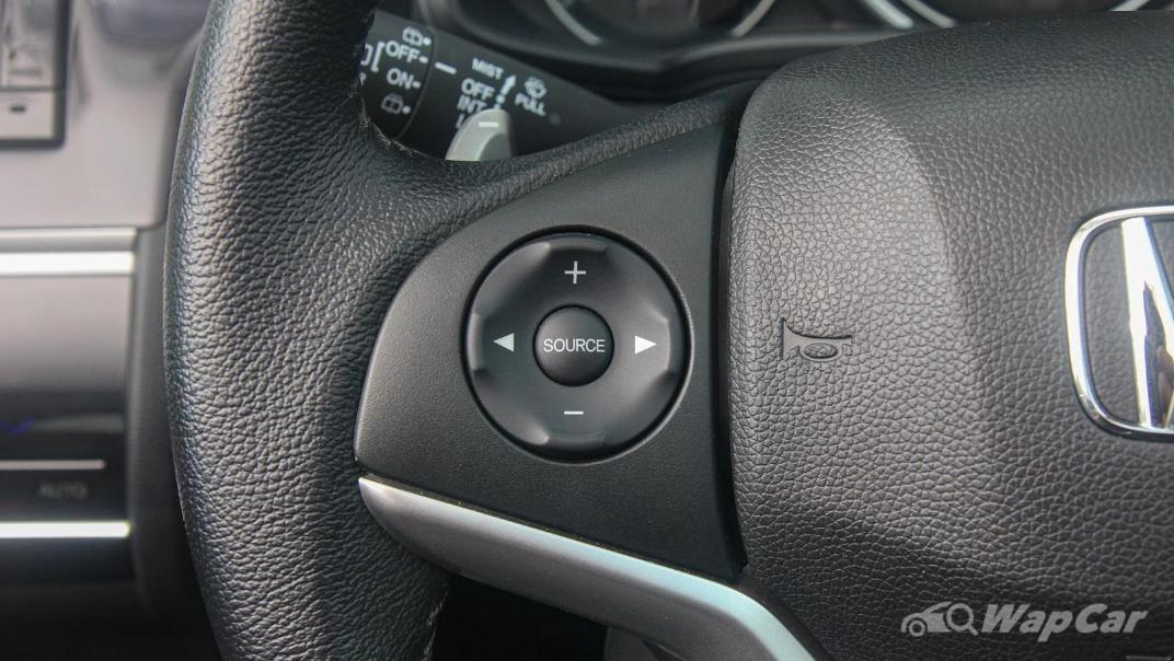 2019 Honda Jazz 1.5 V Interior 006