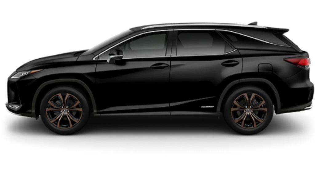 Lexus RX (2019) Exterior 008