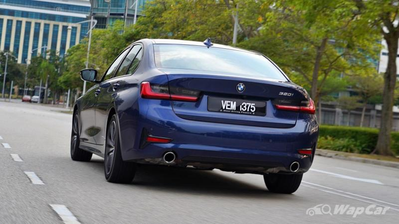2020 BMW 320i vs 2020 Mercedes-Benz C200 - which is the ride and handling champ? 02