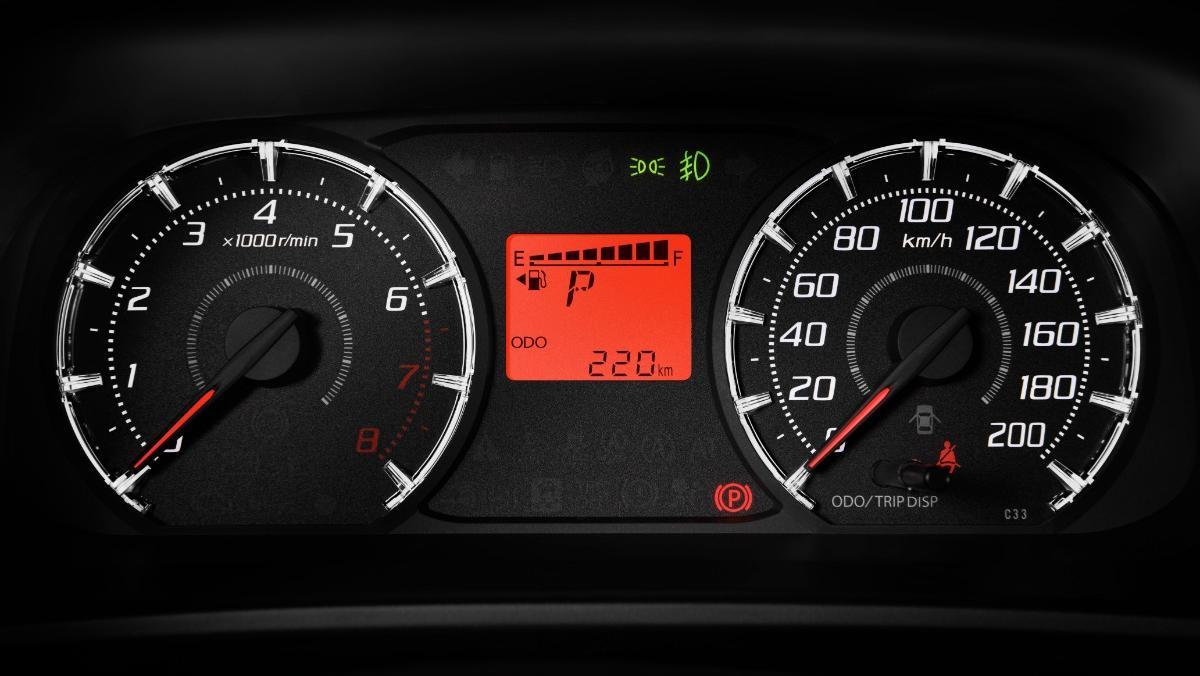 2020 Perodua Bezza 1.0 G (M) Interior 042