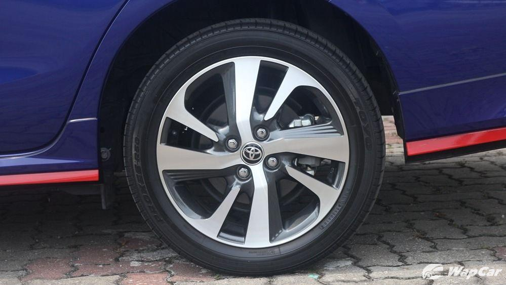 2019 Toyota Vios 1.5G Exterior 058