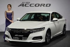 Honda Accord maintains itself as D-segment sedan market leader in Malaysia