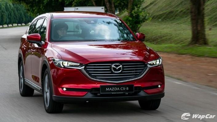 Mazda CX-8 Public (2019) Exterior 001