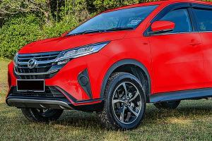 Not limited to the Toyota Rush, Perodua Aruz to also get new red colour