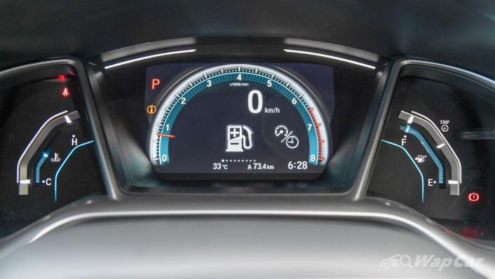 2020 Honda Civic 1.5 TC Premium Interior 008