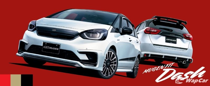 Honda Jazz Type R is possible, if there are 10,000 orders, at least 02