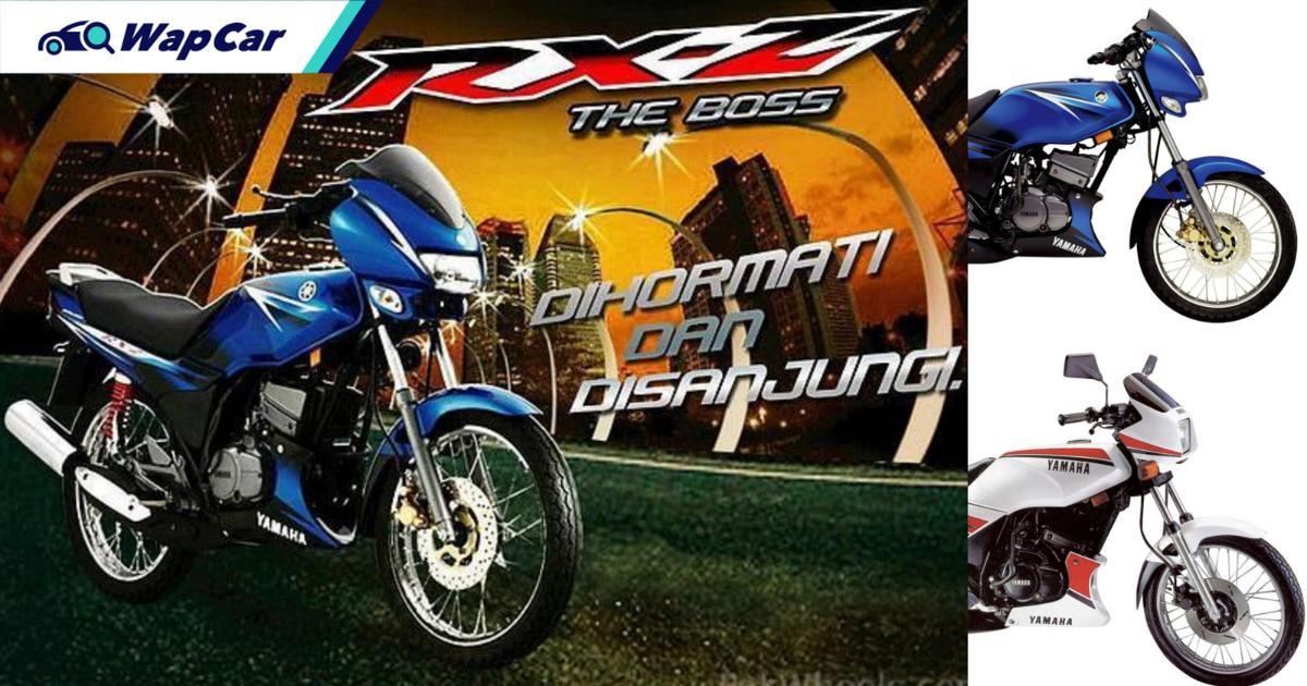 Yamaha RX-Z, 'tua' namun tetap jadi buruan! Apa rahsianya? 01