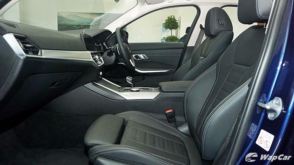 2020 BMW 3 Series 320i Sport Interior 124