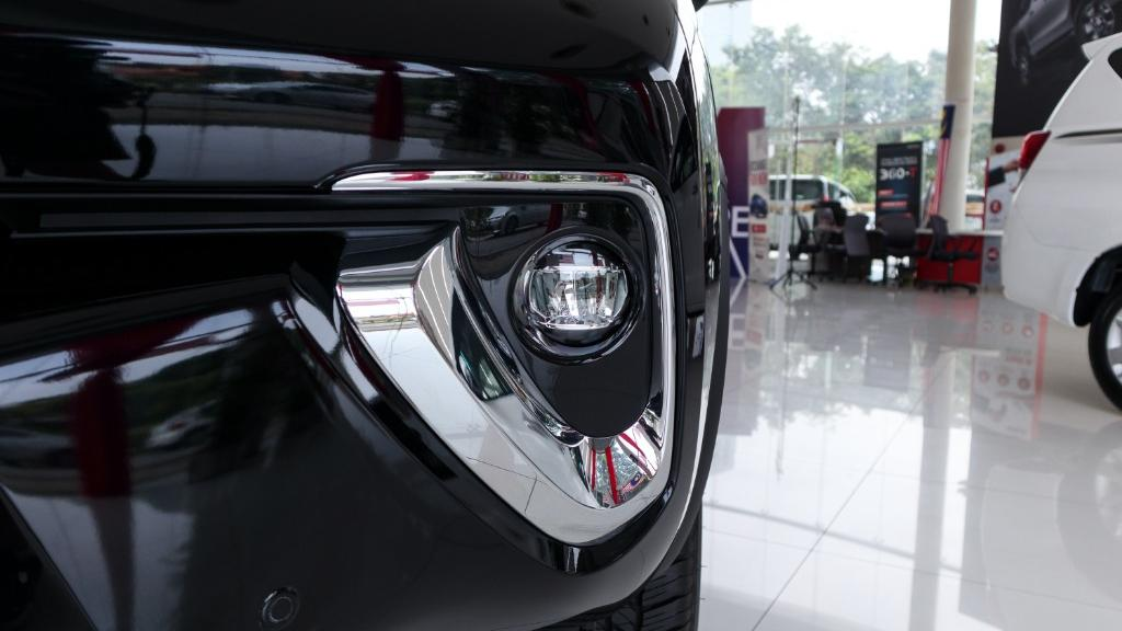 2018 Toyota Fortuner 2.7 SRZ AT 4x4 Exterior 010
