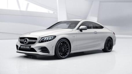 2018 Mercedes-Benz AMG C-Class Coupe AMG C 43 4MATIC Price, Specs, Reviews, Gallery In Malaysia   WapCar