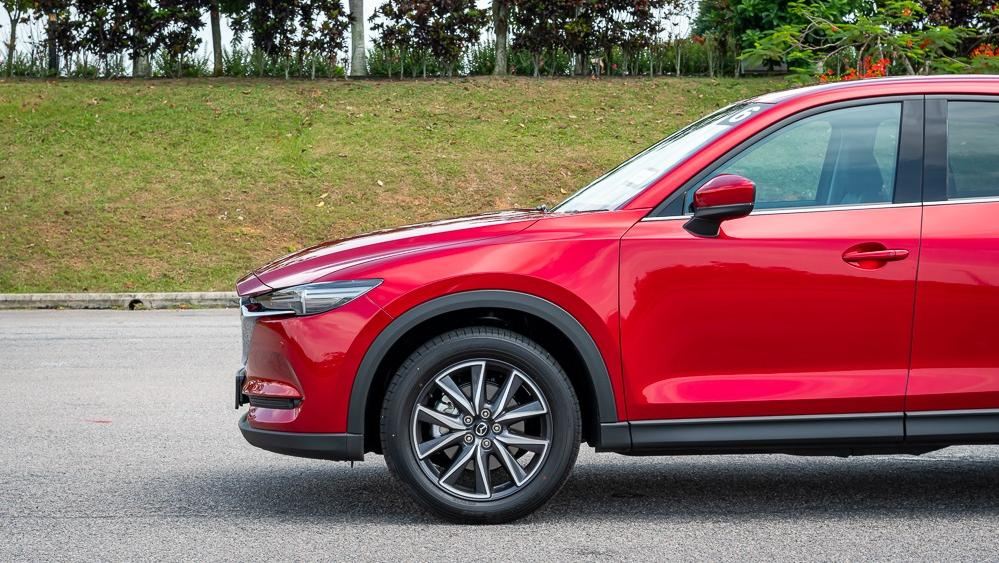 2019 Mazda CX-5 2.5L TURBO Exterior 010