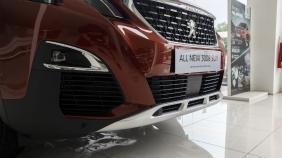 2019 Peugeot 3008 THP Plus Allure Exterior 012